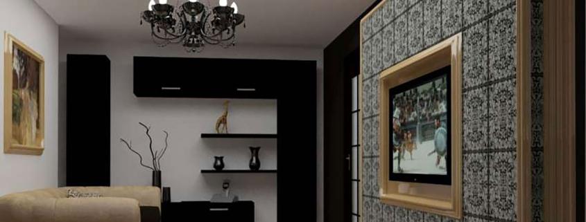 طراحی داخلی منزل کوچک
